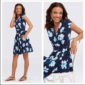 NEW WITH TAGS Draper James l Floral Wrap Dress